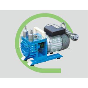真空泵,无油旋片式,WX-1,单相,抽气速度:1L/S,外形尺寸:320x160x240mm