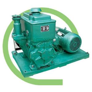 真空泵,旋片式,2X-15A,三相,抽气速度:15L/S,转速:320rpm