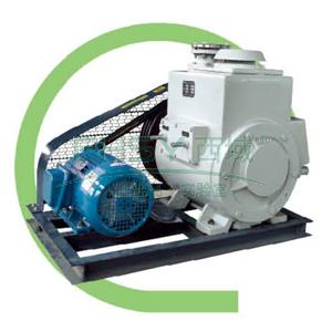 真空泵,旋片式,2X-70A,三相,抽气速度:70L/S,转速:420rpm