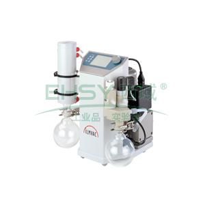 实验室真空系统,伊尔姆,LVS,LVS 611 T,1个自动和1个手动流量控制接口,抽吸速度:75L/min