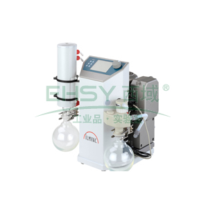 实验室真空系统,伊尔姆,LVS,LVS 310 Zef,变频控制型,抽吸速度:43.3L/min