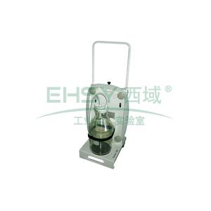 液体抽吸装置,伊尔姆,fLuivac 105,抽吸速度:38L/min,真空度:<100mbar
