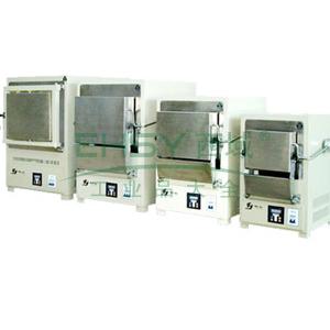 箱式电炉,程控,SxL-1002,控温范围:300~1000℃,工作室尺寸:120x200x80mm