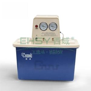 真空泵,SHB-IV双A,双面循环水式,流量:80L/min,最大真空度:0.098MPa,容积:18L