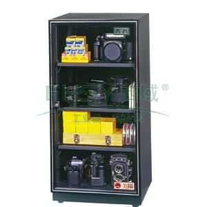 行家级电子防潮柜,25-55%RH,HDL-188,124L