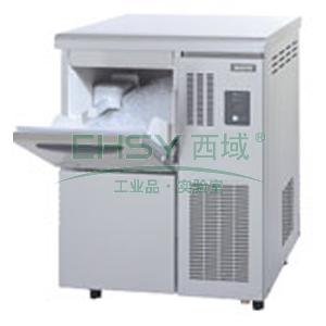 碎花制冰机,制冰量110-130kg/日,储冰量约 28kg,SIM-F140AY65-PC,松下