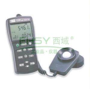 照度计,泰仕 专业级照度计,TES-1339