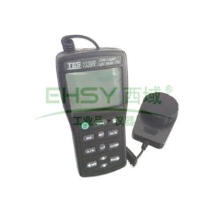 照度计,泰仕 专业级照度计 带RS-232,TES-1339R