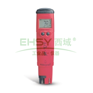 pH计,哈纳 防水型pH/温度笔式测定仪(pHep5),HI98128