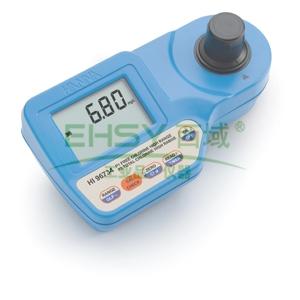 余氯测定仪/总氯测定仪,哈纳 微电脑浓度测定仪,HI96734