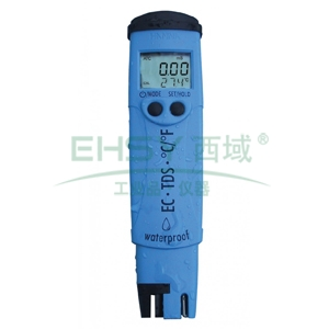 EC测定仪/TDS测定仪/温度测定仪,哈纳 笔式微电脑水质测定仪,HI98311