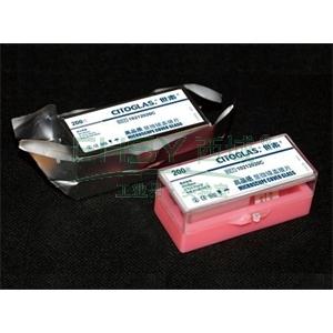 显微镜盖玻片,超白玻璃材质,24*24mm,1#厚度0.13-0.16mm,独立铝箔真空包装,200片/盒,120盒/箱
