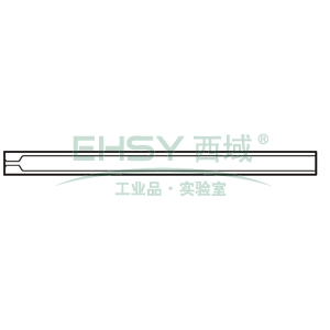 耗材,CrossLab liner, 4mm ID Split/Splitless w/ single taper, 5/pk, V-B