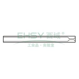 耗材,CrossLab liner, 3.4mm ID Split/Splitless w/ single taper, 5/pk, V-B