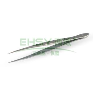 尖头钢镊子 材质:18/8钢 长度:115mm