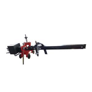 新戈派Thinkpipe爬管式数控管道相贯线切割机基本机TP-BZ,适用管径1020mm以内,横向有效距离600mm