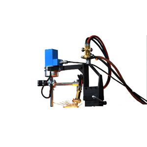 MAK系列便携式马鞍孔数控切割机,MAK-14,正交管孔切割,氧乙炔