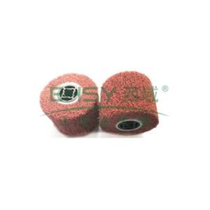 3M拉丝轮,120*100,320#,红色,50只/箱
