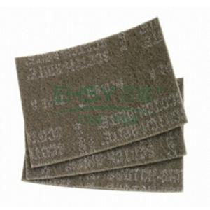 3M工业百洁布 7440,150*230mm,10片/盒