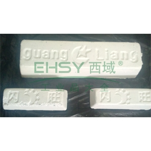 白色抛光膏,320目,氧化铝,20条/箱