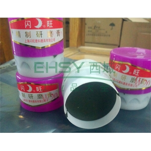 精制研磨膏,W5.0,绿色碳化硅,100盒/箱