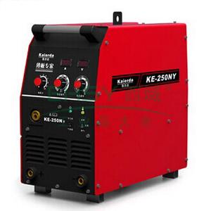 凯尔达ke-250ny超值三相380v逆变直流气保手工电焊机薄板焊接专家