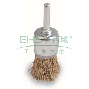 尚弘VALUECRAFT曲丝笔形钢丝刷,509063-9009,10只/包