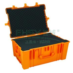 大型塑料安全箱,840mm×615mm×410mm