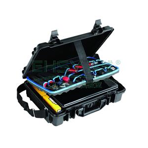 萬得福 中型塑料安全箱,428mm×323mm×116mm