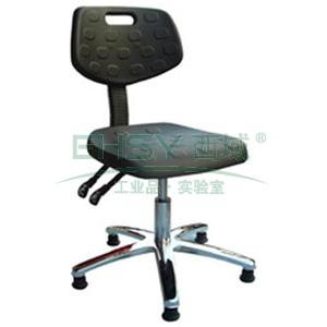 工作椅,560*560*250mm 升降高度390-470mm(散件不含安装)