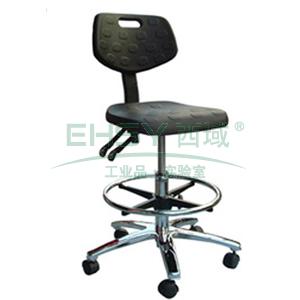 工作椅,560*560*250mm 升降高度510-690mm(散件不含安装)