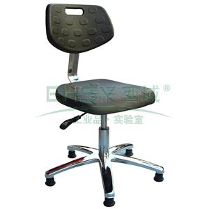 工作椅,580*580*270mm 升降高度360-460mm(散件不含安装)