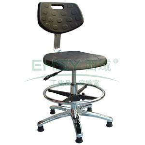 工作椅,580*580*270mm 升降高度590-840mm(散件不含安装)