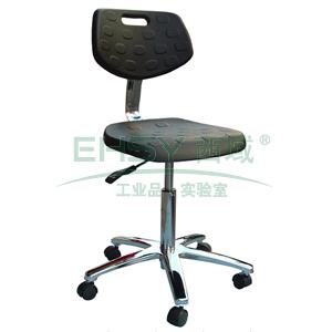 工作椅,580*580*270mm 升降高度510-690mm(散件不含安装)