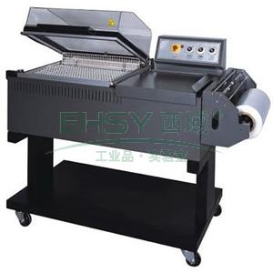 三圈牌 二合一热收缩包装机,包装效率(件/小时): 500-800