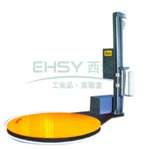 三圈牌 經濟型纏繞膜包裝機,(阻拉伸),轉盤規格mm:Ф1650