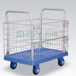 超静音单层双扶手网架车,静音轮,300KG