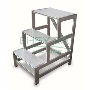 铝合金工作平台,3阶0.9米