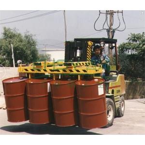 汉利 八桶叉车用桶夹,额定载荷(kg):900/桶,长*宽*高(mm):1770*1155*685