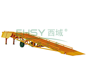 汉利 老YQ-8,移动式登车桥,额定载荷(T):8