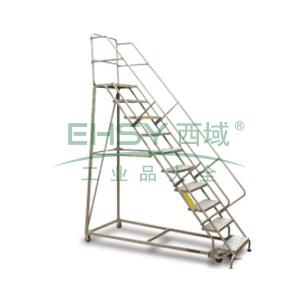 通用型可移动取货梯,层数:10,顶层高度(mm):2550