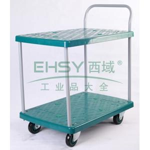 环保型多功能平板手推车,双层,,载重(kg):150