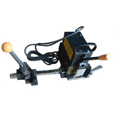 三圈牌 手动电容打包机,适用打包带宽度(mm):12-15