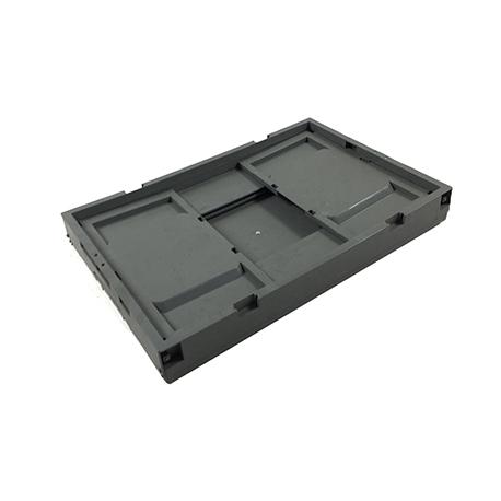 迅盛 EU折疊箱系列,灰色,內尺寸:565*365*230,外尺寸:600*400*240(同ECX181)