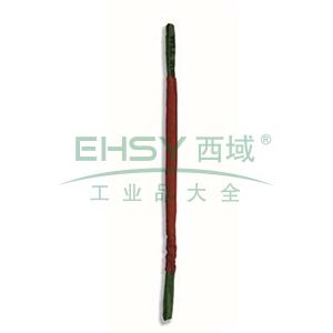 圆形吊环吊带,颜色:绿色,额定载荷:2T,使用长度:6m