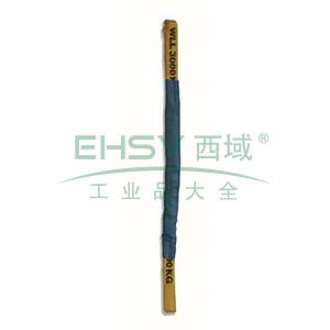 多来劲 圆形吊环吊带,颜色:蓝色,额定载荷:3T,使用长度:10m(售完即止)