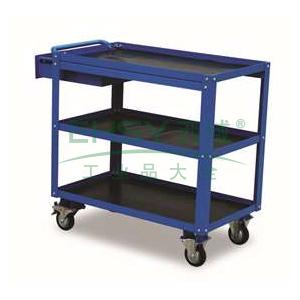 虎力 钢制工具车(带抽屉),额定载重(kg):200,台面尺寸(mm):800*450