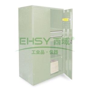 带抽屉层板式置物柜, 1090×630×2000mm(三层)绿色