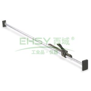虎力 铝制撑杆,银白色固定式
