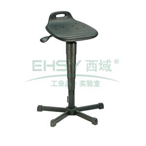 MEY工位椅,坐垫可旋转 倾斜度可调 高度可调580-860mm(散件不含安装)